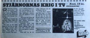 Recension av knut 12 år inför den svenska tv premiären